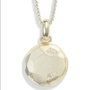 Kendra Scott Pave Locket necklace
